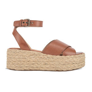 Seychelles Much Publicized Wedge Sandal 7.5